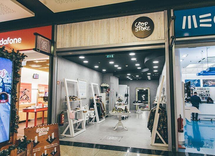 T3 Coop Store abriu no se Centro.