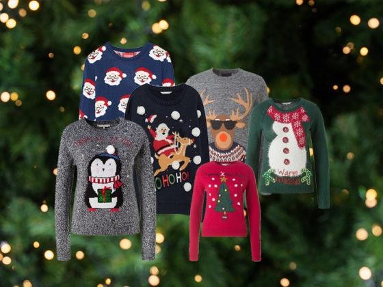 As melhores camisolas natalícias estão aqui