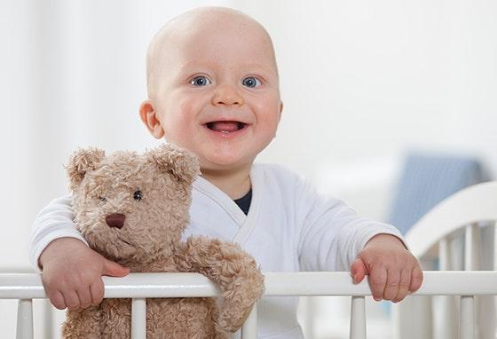 5 passos para decorar o quarto do seu bebé