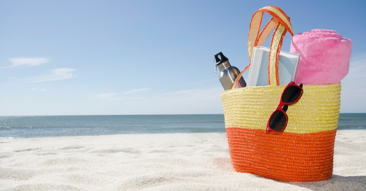 Vou levar-te comigo... para a praia