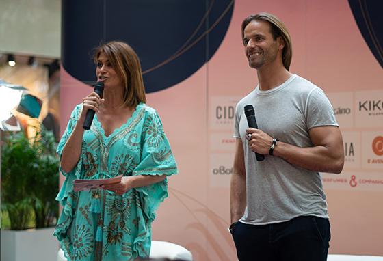 Pedro Guedes e Liliana Campos dão dicas de moda
