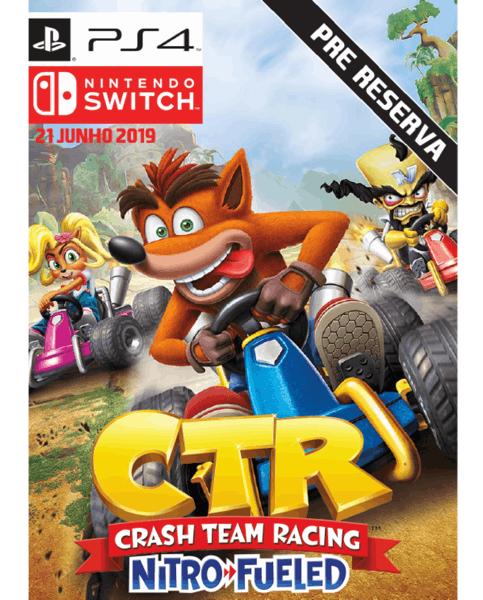 Crash Team Racing Nitro Fueled, Ingame, 39,99€