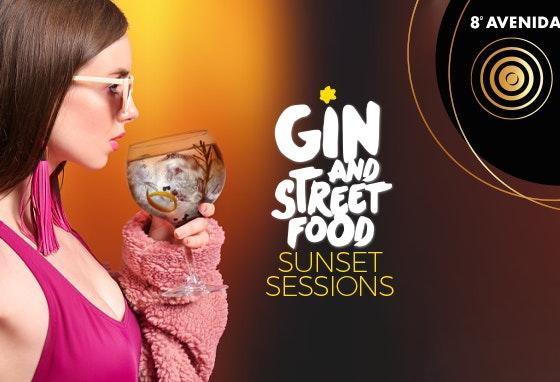 Está a chegar mais um Gin and Street Food Sessions