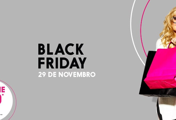 A Black Friday está a chegar!
