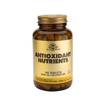 suplemento alimentar antioxidante da crisdietética